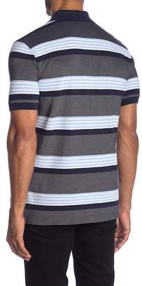 Brooks Brothers Striped Oxford Polo