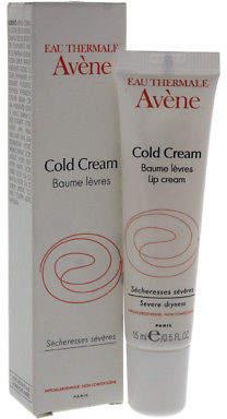 Avene Women Skincare Cold Cream Lip Cream 14.75 ml Skincare