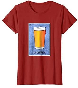 La Cerveza Loteria |Mexican Drink & Beer Lovers Z000014