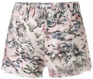 IRO raw edges shorts