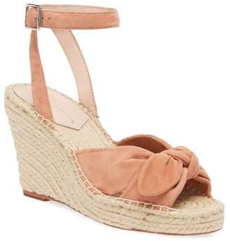 7ded91513430 Loeffler Randall Tessa Bow Espadrille Wedge Ankle Strap Sandals