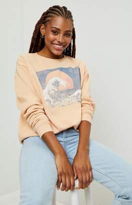 adidas Ps / La PS / LA Pretty Wave Sweatshirt