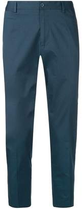 Dolce & Gabbana contrast side panels chinos
