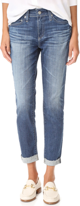 AG The Beau Jeans $215 thestylecure.com