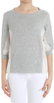 Emporio Armani Silk And Cotton Sweater