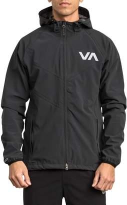 RVCA VA Packable Windbreaker