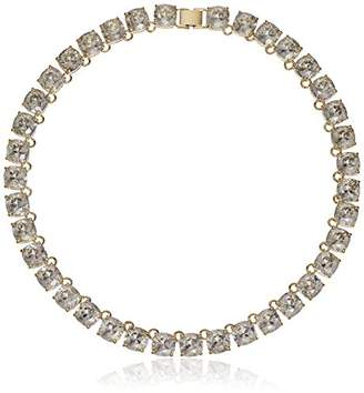 Cara Swarovski Crystal Stone Necklace