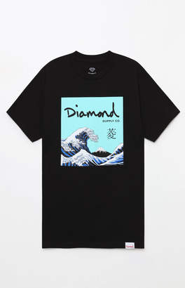 Diamond Supply Co. Open Ocean T-Shirt