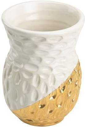 Michael Wainwright Truro Gold Dahlia Bud Vase