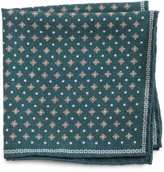 Brunello Cucinelli Doubleface Silk Pocket Square