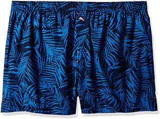 Tommy Bahama Men's Printed Woven Boxer
