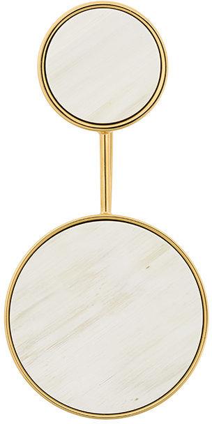 MarniMarni circular disc brooch