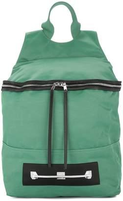Rick Owens loose wide backpack
