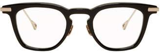 Native Sons Black and Gold Verne Glasses