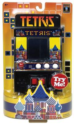 Schylling Retro Arcade Tetris