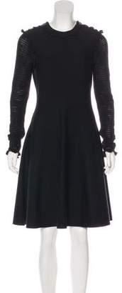 Chanel 2016 Cashmere Dress