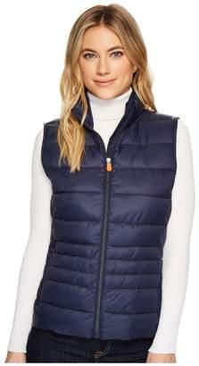 Save the Duck Short Quilted Vest Women's Vest