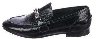Rag & Bone Copper Patent Leather Loafers