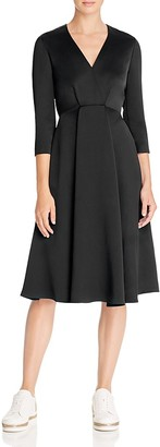 St. Emile Prisca Fit-and-Flare Dress $595 thestylecure.com