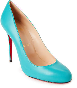 Christian Louboutin Leather Fifi Pumps