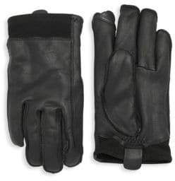 UGG Gibson Leather Gloves