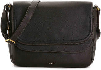 Fossil Peyton Leather Crossbody Bag - Women's