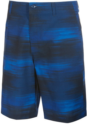 Greg Norman For Tasso Elba Men's Mono Performance Abstract-Print Shorts, Only at Macy's $55 thestylecure.com