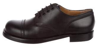 Marc Jacobs Jocker Cap-Toe Derby Shoes w/ Tags