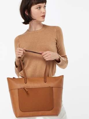Accessorize Emily Tote Bag - Tan
