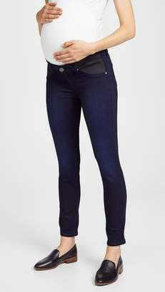 Paige Verdugo Ankle Maternity Jeans