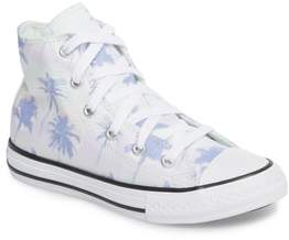 Converse Chuck Taylor(R) All Star(R) Palm Tree High Top Sneaker