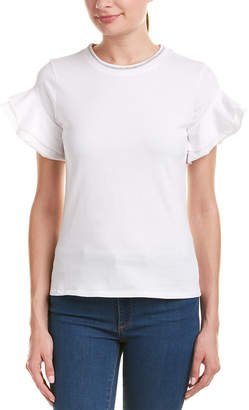 Romeo & Juliet Couture Tiered Sleeve Top