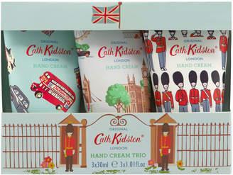 Cath Kidston London Hand Cream Trio