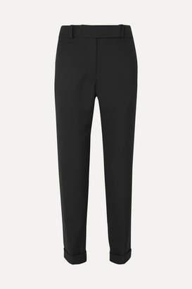 Haider Ackermann Wool Straight-leg Pants - Black