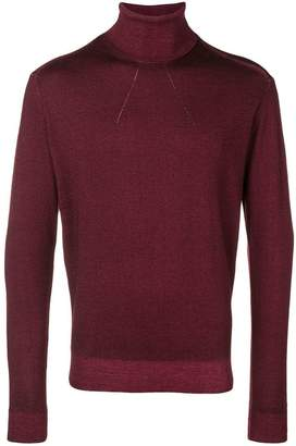 Entre Amis roll neck sweater