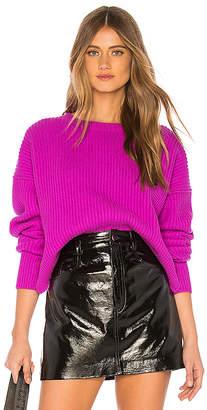 RE/DONE Cashmere Crop Sweater