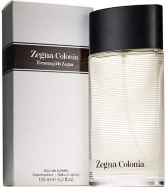 Ermenegildo Zegna Zegna Colonia Cologne by for Men. Eau De Toilette Spray 4.2 Oz / 125 Ml.