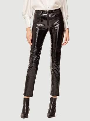 Frame Slick Leather Pant