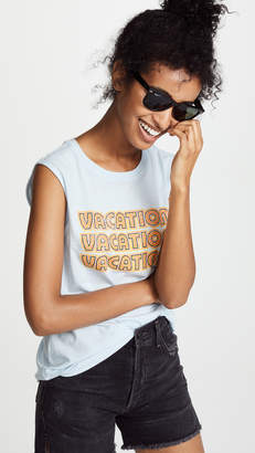 Rebecca Minkoff Vacation Muscle Tee