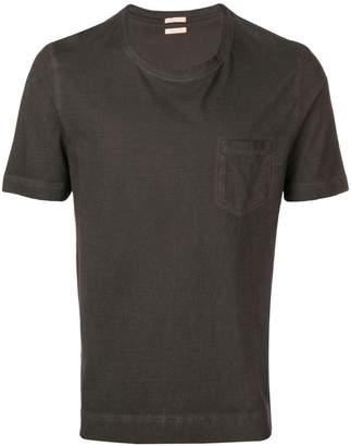 Massimo Alba washed crew neck T-shirt