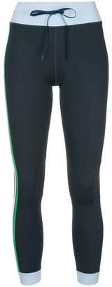 The Upside colour block power pants