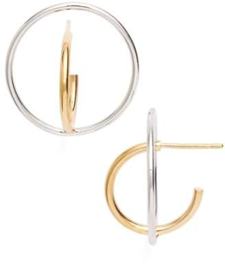 Charlotte Chesnais 'Small Saturne' Earrings