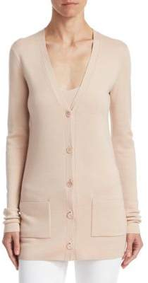 Ralph Lauren Collection Long Sleeve V-Neck Cardigan