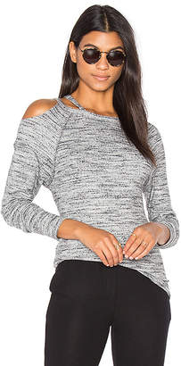 Nation LTD Belinda Sweater in Grey $123 thestylecure.com