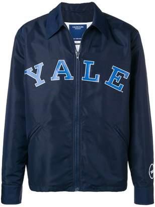 Calvin Klein Yale logo windbreaker