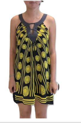 Glam Yellow Dress
