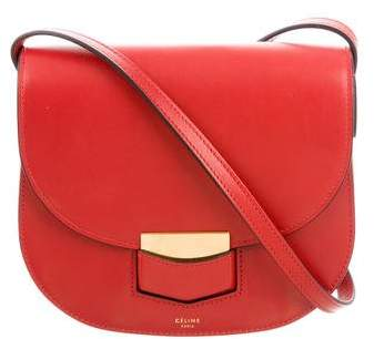 Céline Small Trotteur Crossbody Bag