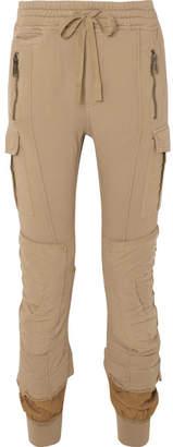 Haider Ackermann Cotton Track Pants - Beige