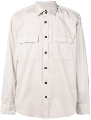 HUGO BOSS chest pocket shirt