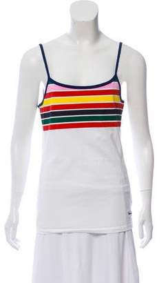DSQUARED2 Striped Tank Top